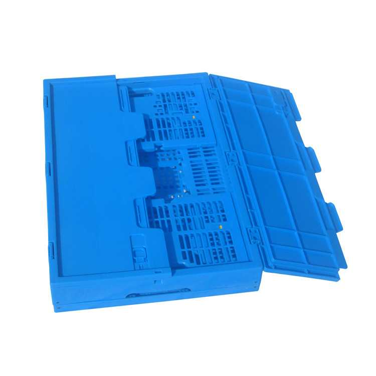 collapsible crates plastic