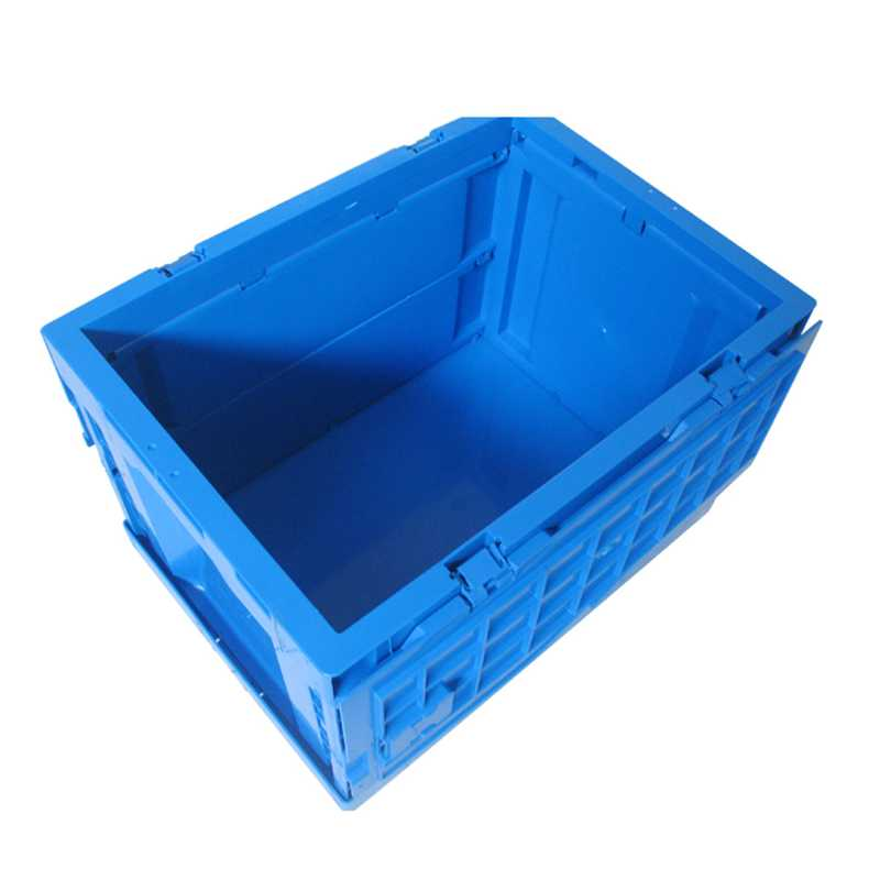 large collapsible plastic storage bins